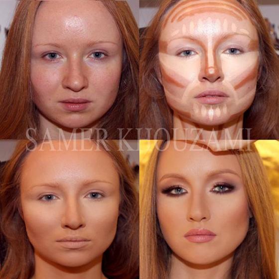 antes-depois-maquiagem-contorno
