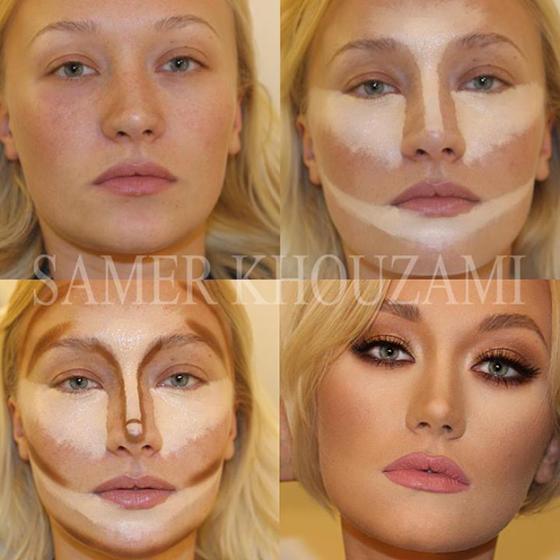 contorno-iluminador-maquiagem